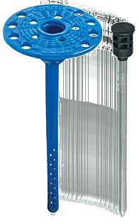 Для гидроизоляции водоема пленка